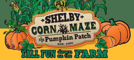 Shelby Corn Maze header image